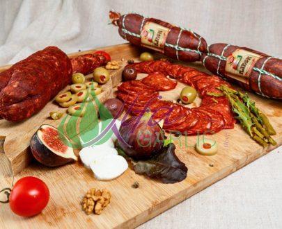 Бабек, Трайни сурово- сушени колбаси, Деликатеси