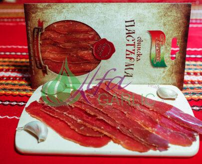 Сурово-сушени деликатеси от нераздробено месо, свинско месо, деликатес, свинска пастърма