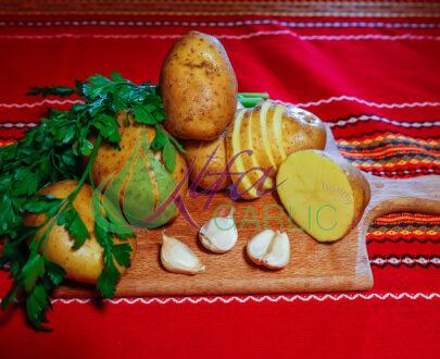 Картоф, Зеленчуци, Български картоф