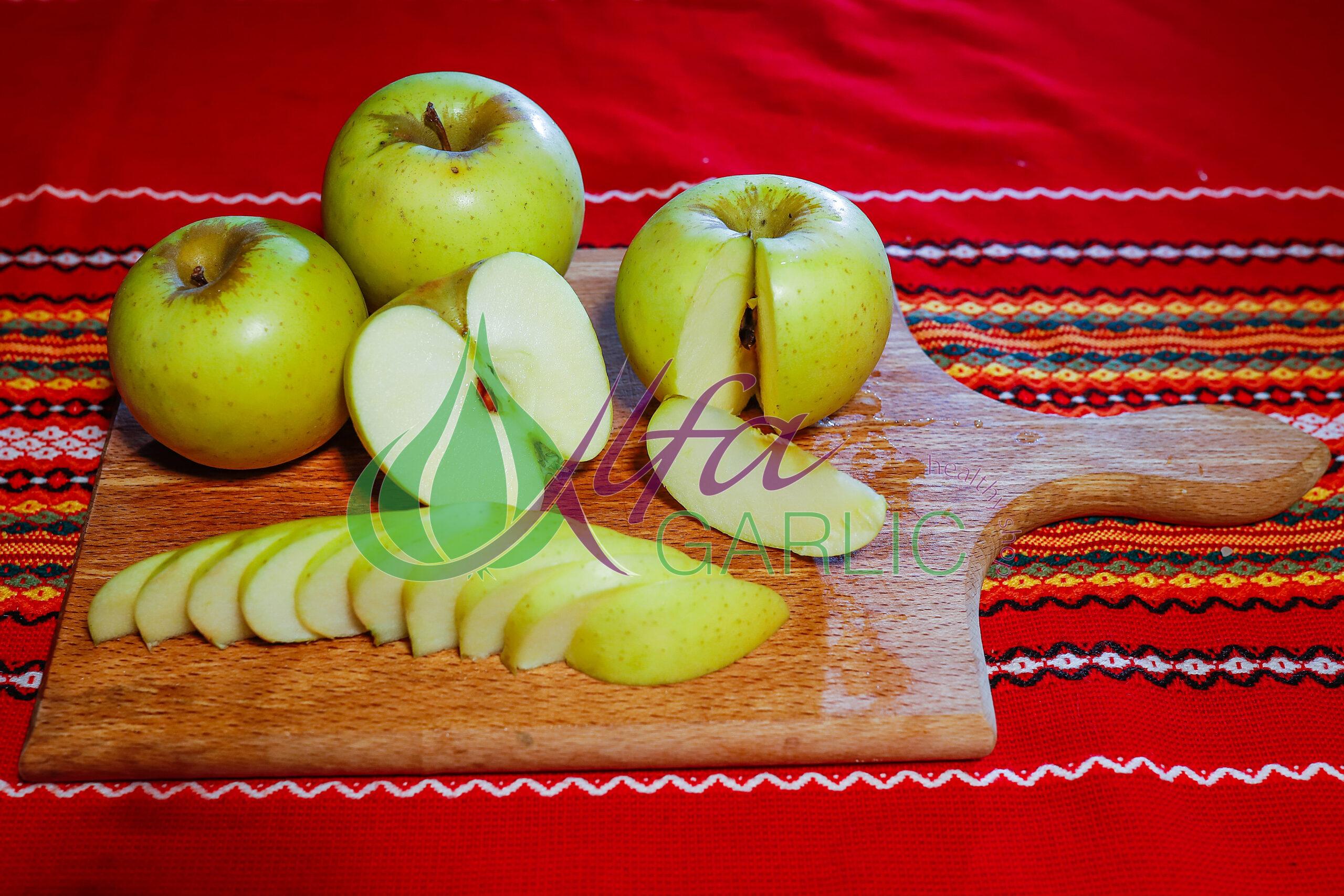 Ябълки, Златна превъзходна, Български ябълки