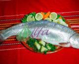 Сьомгова пъстърва, Риба, Прясна риба, Жива риба