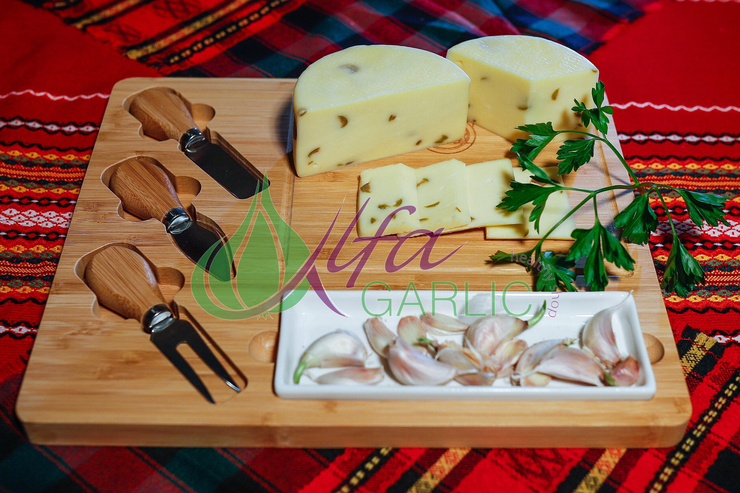 Био кашкавал, Кашкавал с маслини, Мандра