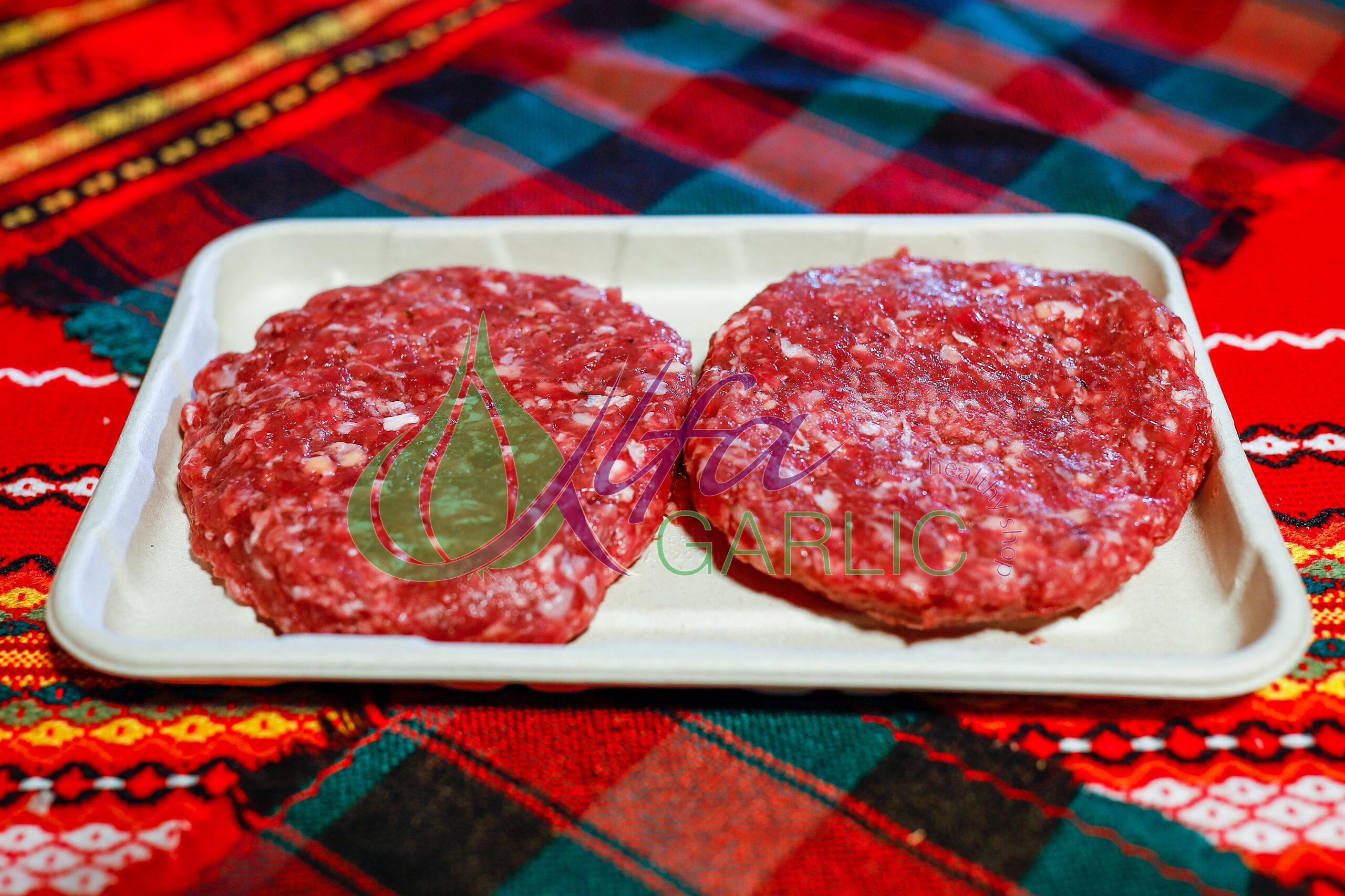 Кълцано месо, Бургер, Телешки бургер, Охладено месо