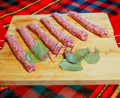 Свинско месо, Охладено месо, Кълцано свинско месо, Кебапче