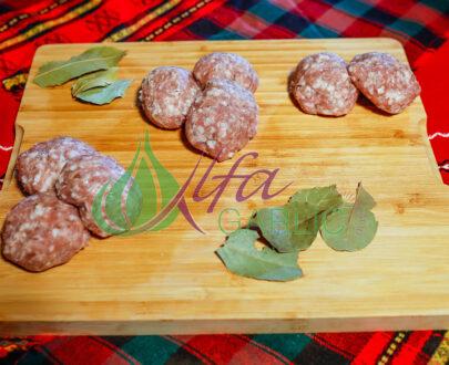Свинско месо, Охладено месо, Кълцано свинско месо, Кюфте