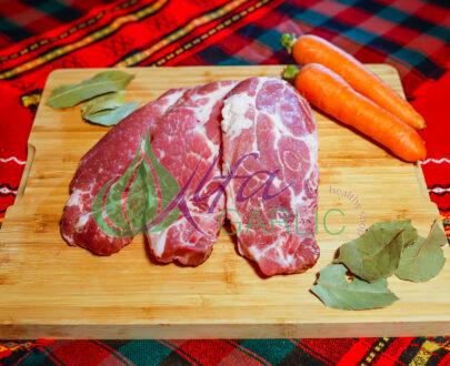 Свинско месо, Охладено месо, Свински пържоли, Сински вратни пържоли