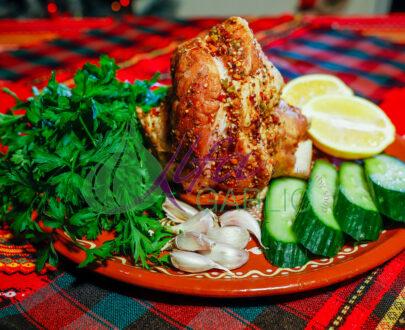 Варено – пушени деликатеси, свинско месо, джолан, свински джолан, паприкован джолан