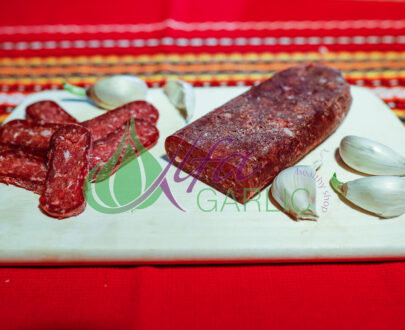 Свинско месо, Трайни сурово- сушени колбаси, Деликатеси, Бутикова серия Stoyanoff