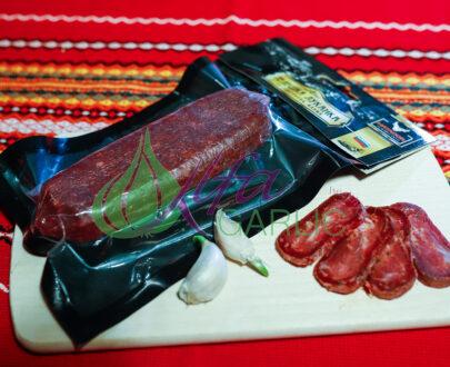 Луканка, Телешка луканка, Трайни сурово- сушени колбаси, Деликатеси