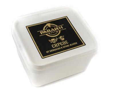Биволско сирене, Сирене смес, Биволско и краве сирене, бяло саламурено сирене