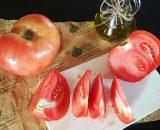 Домат розов български