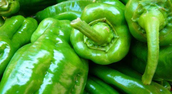 Зелени чушки Капия