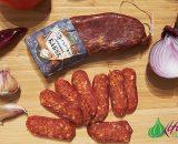 Бабек, Домашен бабек, Бабек от свинско месо, Бабек без консерванти и оцветители, Трайни сурово- сушени колбаси, деликатес,